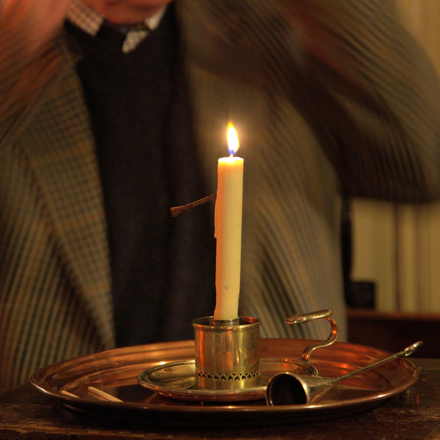 candle auction vente à la bougie vente aux enchères