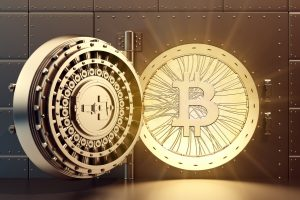 Coffre fort protéger bitcoin