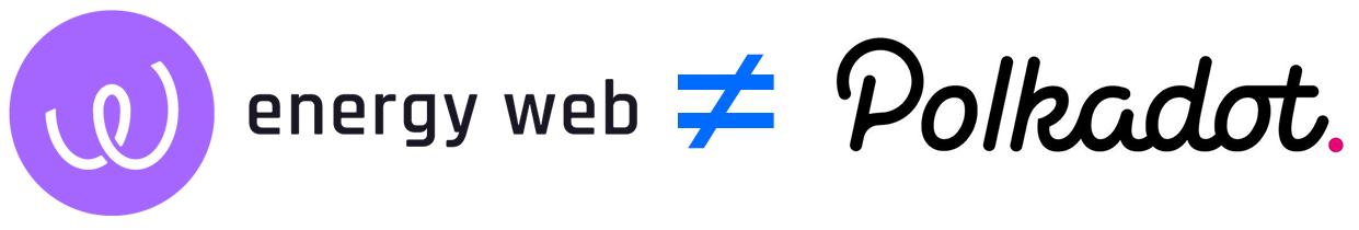 energy web polkadot ecosystem