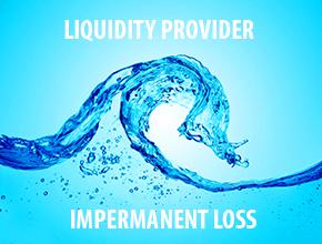 liquidity provider impermanent loss DeFi