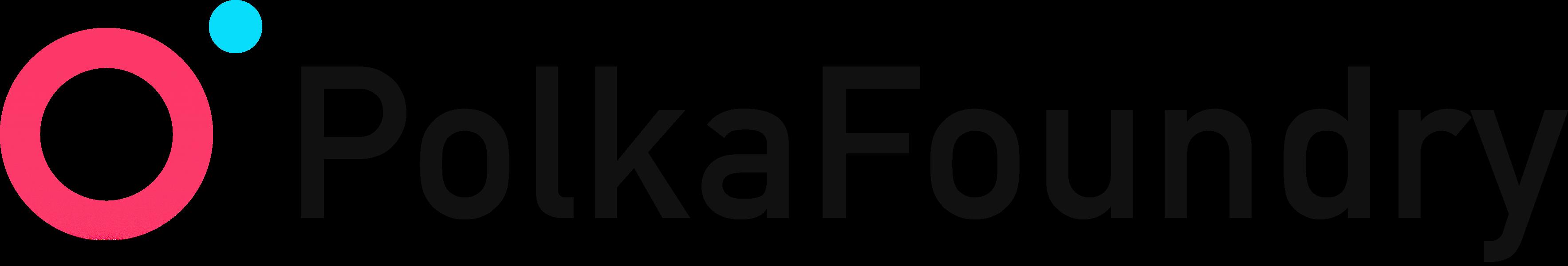 Polkafoundry logo