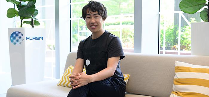 Sota Watanabe Plasm Network Stake Technologie