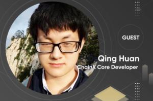 Qing Huan core developer chain x