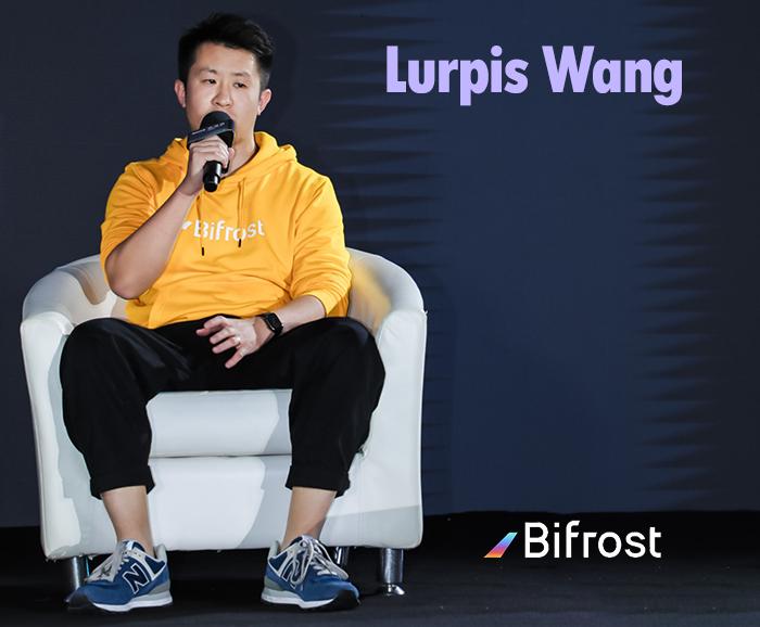 Lurpis Wang CEO Bifrost Finance