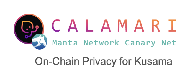 Calamari logo Manta Network polkadot