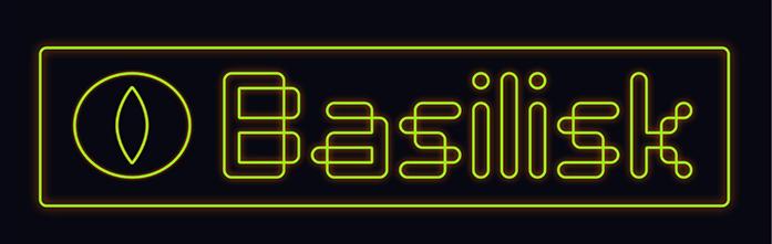 logo basilisk hydra x polkadot